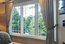 Window Treatments by DF Design, Inc. / Window treatments selected for specific Design Plans by Dennis Frankowski, Interior Designer for DF Design, Inc.
