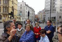 Londra, settembre 2014 / Londra, un tour promosso dall'Associazione Senior Lariano 11-14 settembre 2014