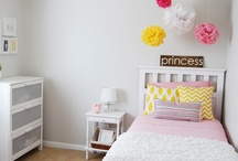 Girls Rooms / by Tiffany Kay