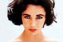 Elizabeth Taylor / Shes beautiful, elegant, classy, sassy and one the most beautiful brunnet in the 60s. Shes defffs one of my faaavv/faaabb actress. Fashion, style, clothing, shoes, accessories and more..all in here<3