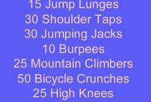 Train Like A Freak / Fitness, circuits, motivation