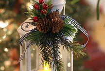 Kerst lantaarns