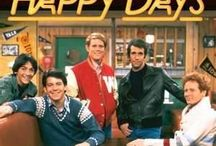 Happy days / My other favourite old t.v show