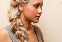 Hairstyles / Mostly for weddings or occasions