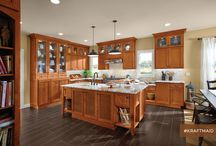 Kraftmaid Cabinetry / by Hoffman Kitchen and Bath