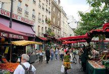 Latin Quarter Paris / by Alcibiades Cortese