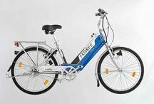 BLUE MOTION / bici elettriche, mobilita' sostenibile