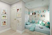 genç kız ytak odası