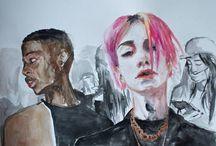 Artist -  Silvia Knödlstorfer / by Jeanne