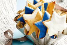 Chatelaine's Holiday Cookie Board