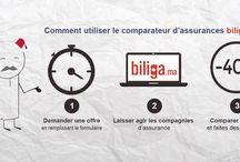 Comparateur assurance Maroc / Des images du premier comparateur d'assurances au Maroc