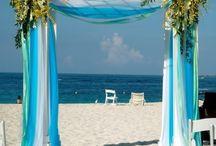 Beach wedding :) / by Caresa Marino