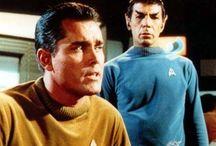 Star Trek / by Selma Leal