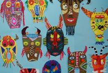 Art Around the World - Africa / art from Africa