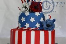 Memorial Day cake Ideas / Memorial Day holiday