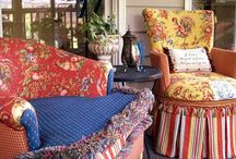 for home: upholstery