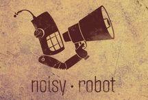 robots rock / by Molly Mundt