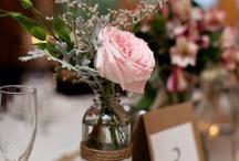 Wedding: Centrepieces
