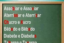 lingua portuguesa