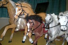barbie toy horse