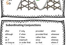 ENGLISH : CONJUNCTIONS
