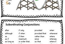 EN conjunctions
