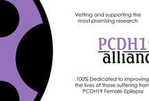 PCDH19 Clustering Epilepsy