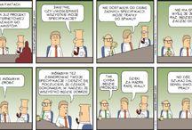 Dilbert / Dilbert the office worker