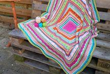 CAL 2015 / Samen een mooie deken haken