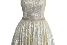 Will you be my bridesmaid? / Potential bridesmaid dresses, shoes and hair!