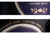Drinks Packaging Design - Fullers Brewery - Imperial Stout / Ale branding and packaging detail / by ninety three design