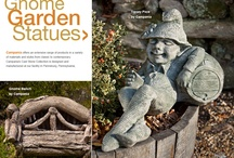 Garden Gnomes / by Amy Millios
