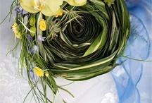 Wedding bouquets / Свадебные букеты и бутоньерки.