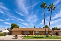 HOUSES IN AZ / by Nancy Winter
