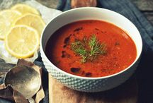 Food - Soups / Hot and chilled soups
