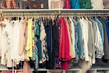 organize clothes