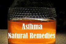 asthma  remidies