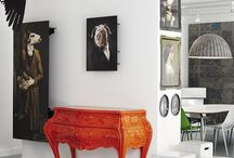 RADform Showroom 2 / Furniture + Design Retailer.  RADform is about seductive, sophisticated, and whimsical furniture, lighting, wallpaper and accessories.  Tel: +1 (416) 955-8282 or info@radform.com
