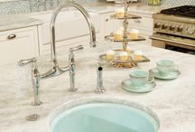 Kitchen / Bath ideas and colors / by Sara Storozuk