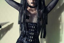 Goth, Cyber, Steampunk and Tribal