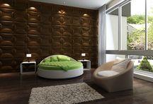 Paintable 3D Wall Panels / Paintable 3D Wall Panels