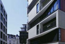 Архитектура, фасады
