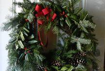 Wreaths / by Teri Elliott