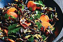 meals to try - side dishes - other.  / by Christine Novalis