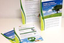 Prodotti grafici / Brochures, loghi, biglietti da visita, ecc