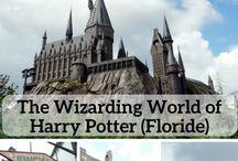 Voyager sur les traces d'Harry Potter