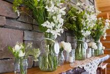 Mantle Designs / by Bergerons Flowers
