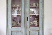 restaurování - nábytek