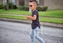 Chlapčenský štýl