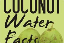 4 Facts About Coconut Water